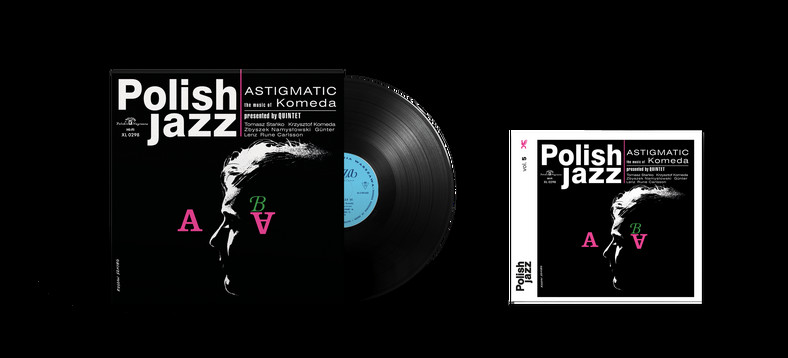 """Astigmatic"" w serii ""Polish Jazz"""