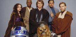 Spektakularna przemiana bohaterów Gwiezdnych Wojen