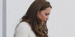 Ciąża Kate jest przenoszona. Grozi jej krwotok?