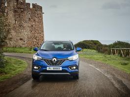 Renault Kadjar – pierwsze jazdy wersją po liftingu