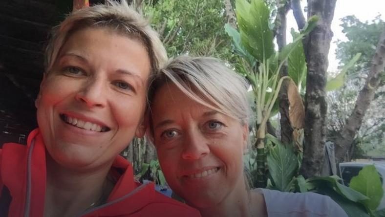 Dorota Bucław i Dorota Kubica