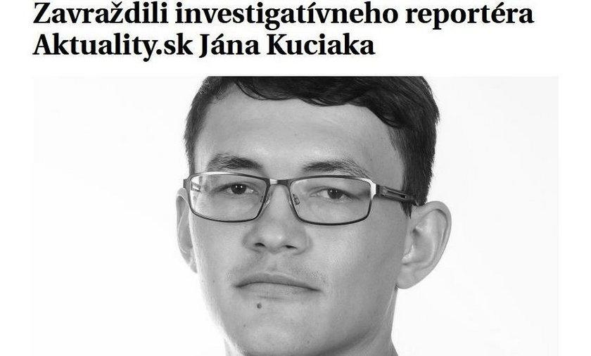 Ján Kuciak