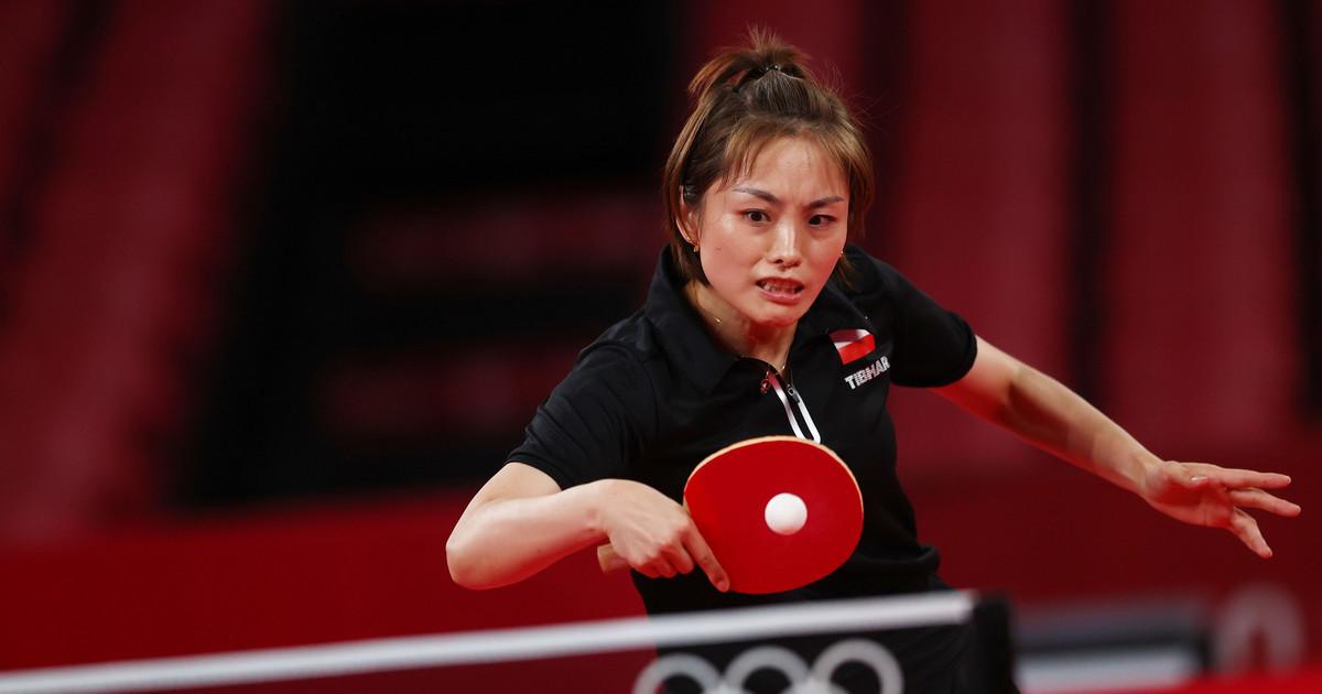 Tokio 2020. Li Qian przegrała w 2. rundzie z Australijką Lay Jian Fang