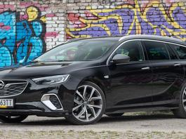 Opel Insignia Sports Tourer GSi – trochę inny sport | TEST