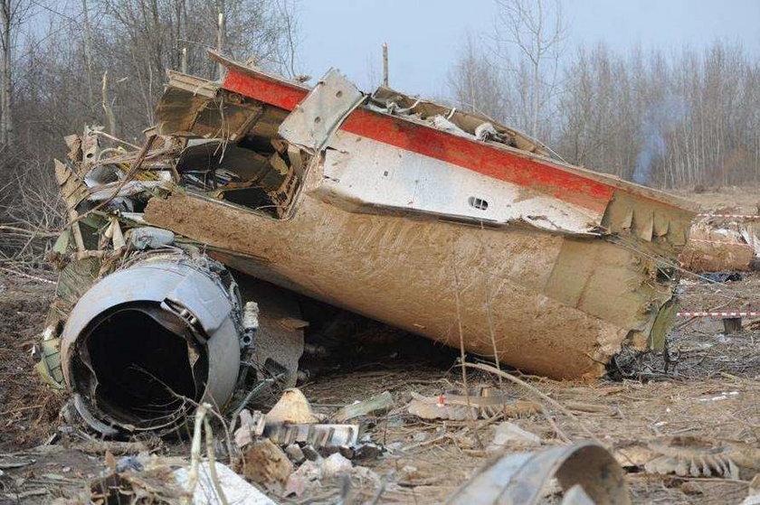 Inny rozkład radiolatarni zmylił pilota?