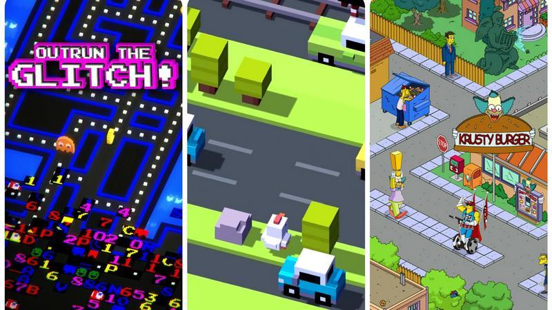 Najlepsze gry iOS