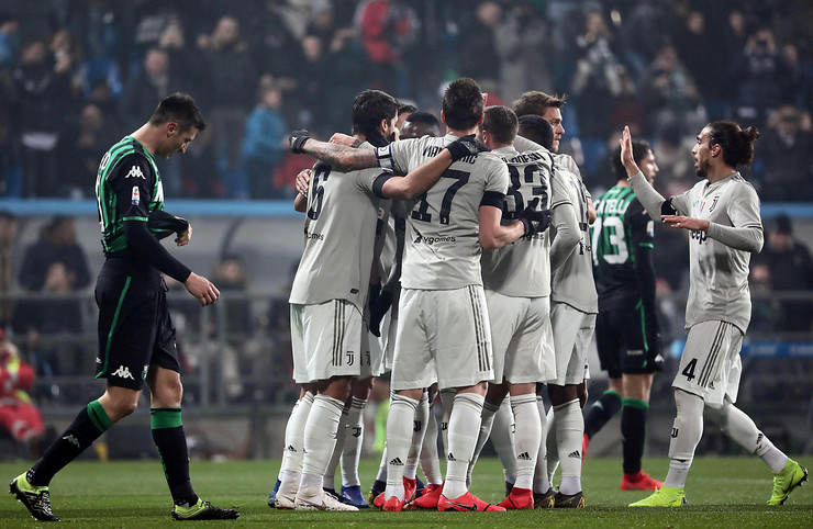 FK Juventus, FK Sasuolo
