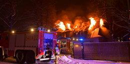 Tragiczny pożar w Zakopanem. Nie żyją dwie osoby