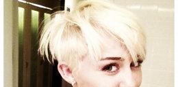 Miley Cyrus ścięła włosy