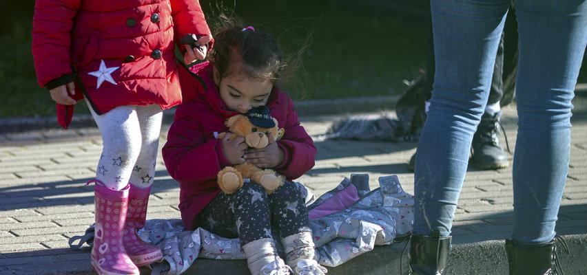 Co się stało z małą Ayrin i jej misiem? Zobacz film, który wyciska łzy