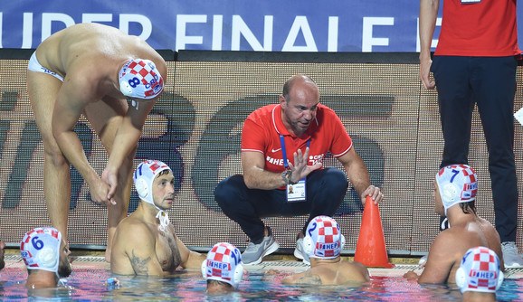 Vaterpolo reprezentacija Hrvatske
