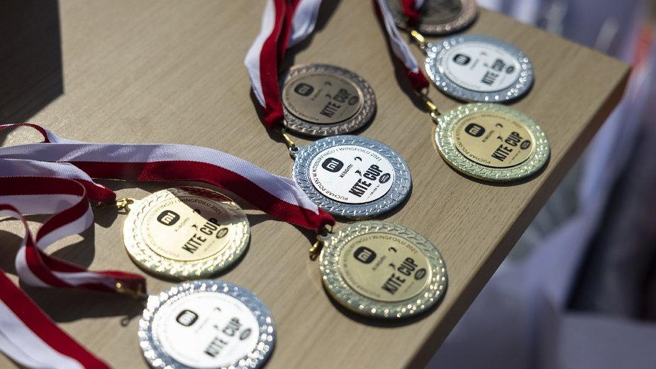 Puchar i Mistrzostwa Polski w kitesurfingu i wingfoilu