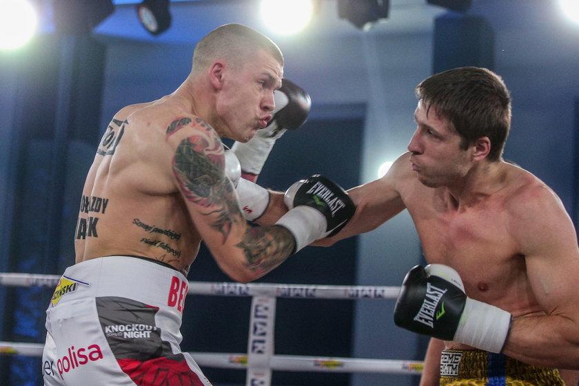 Boks. Knockout Boxing Night. 30.11.2019