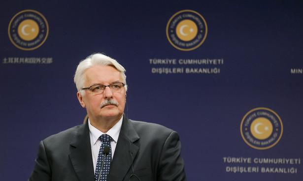 Dużo miejsca szef polskiej dyplomacji poświęca kierunkowi w którym powinno zmierzać NATO