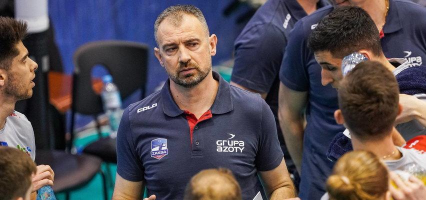 Nikola Grbić może być następcą selekcjonera Vitala Heynena? Nie pali za sobą mostów