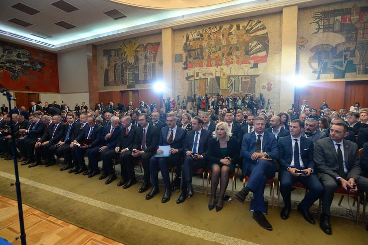 srpsko turski poslovni forum 03 foto Tanjug Predsednistvo Srbije