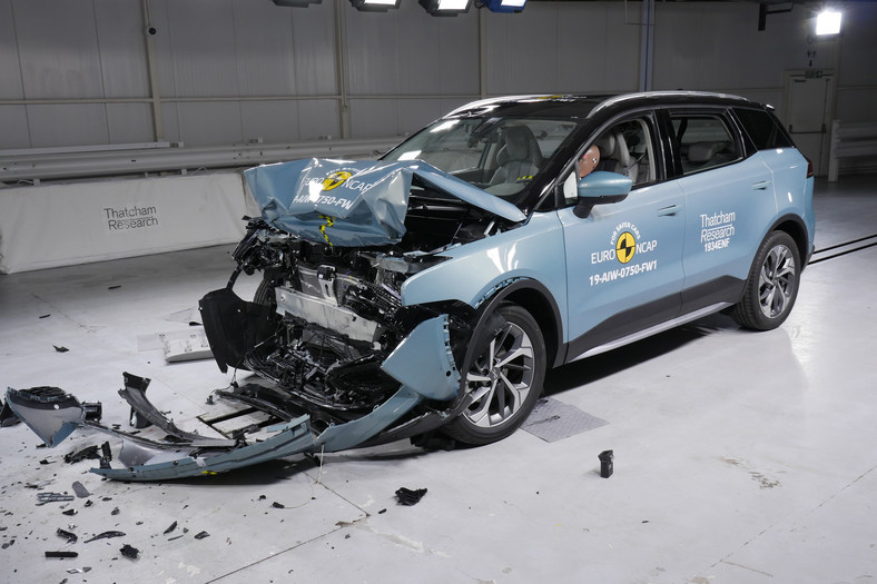Crash-test: Aiways U5