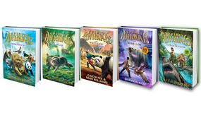 """""""Spirit Animals"""": porywająca saga fantasy dla młodych czytelników [RECENZJA]"""
