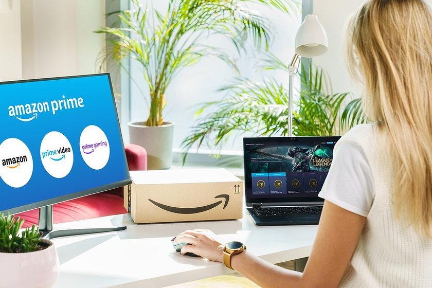 Amazon Prime dostępny w Polsce od 12.10.2021