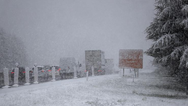 Austrija sneg