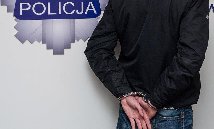Komenda policji w Suwałkach