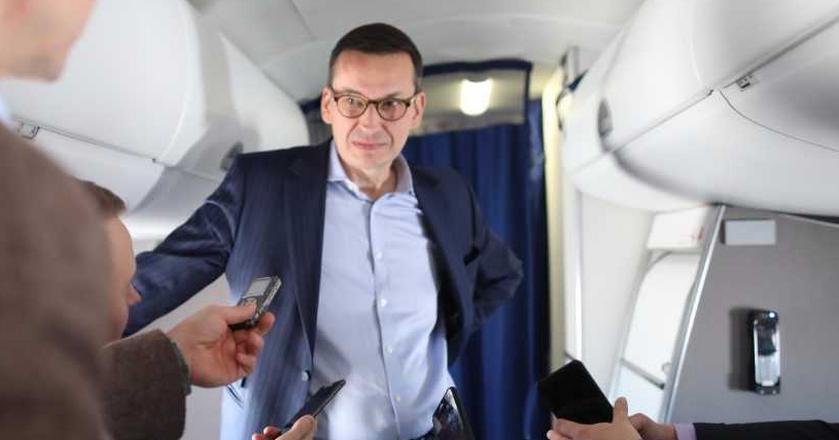 Mateusz Morawiecki jest optymistą jeśli chodzi o budżet UE