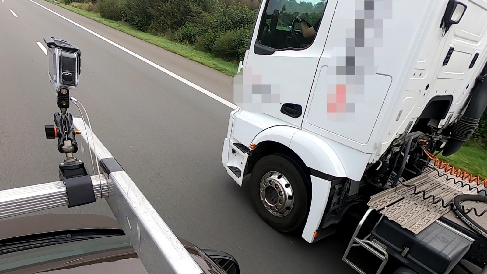 Niemiecka policja ma nowy sposób kontroli kierowców. Złapali już niemal 100 osób
