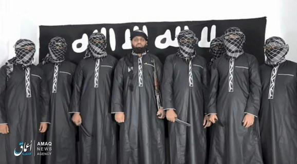 Zahran Hašim i njegova grupa su se zakleli na vernost Islamskoj državi