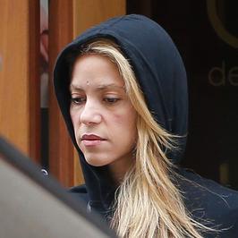 Shakira z twarzy podobna zupełnie do nikogo