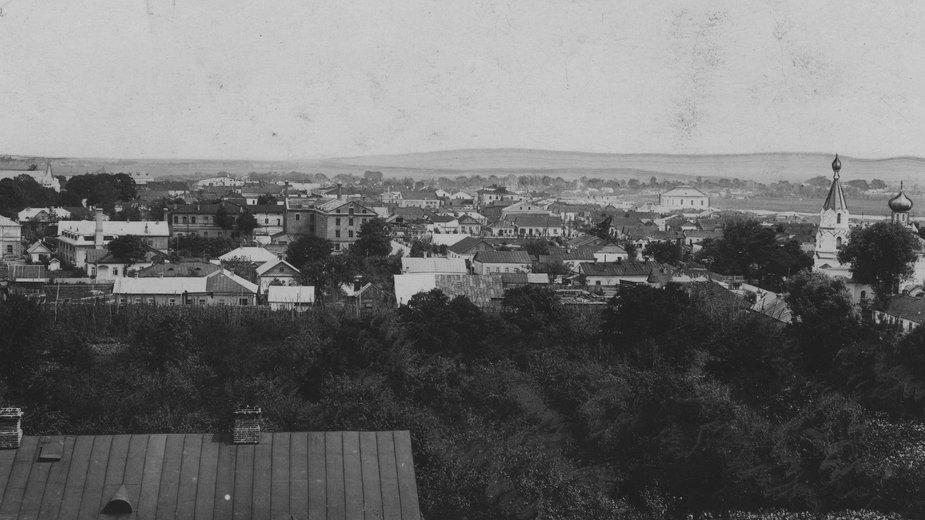 Panorama Dubna. Jedno z wielu miast na Wołyniu, gdzie Polacy i Ukraińcy żyli w zgodzie. Do czasu..