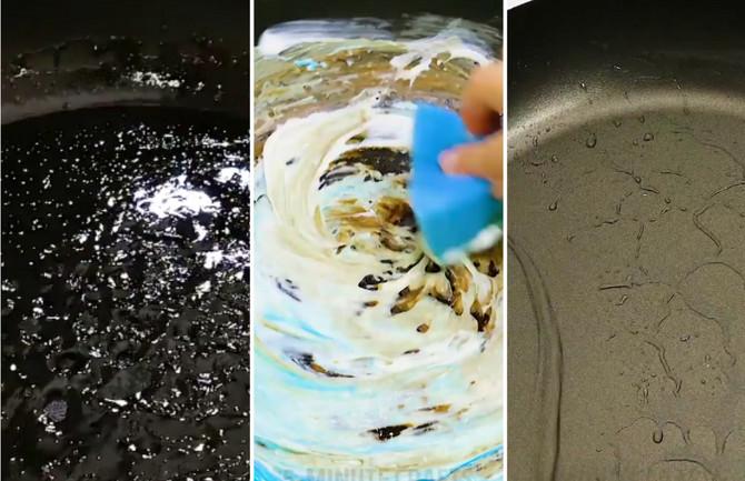 Evo genijalnog trika za čišćenje!