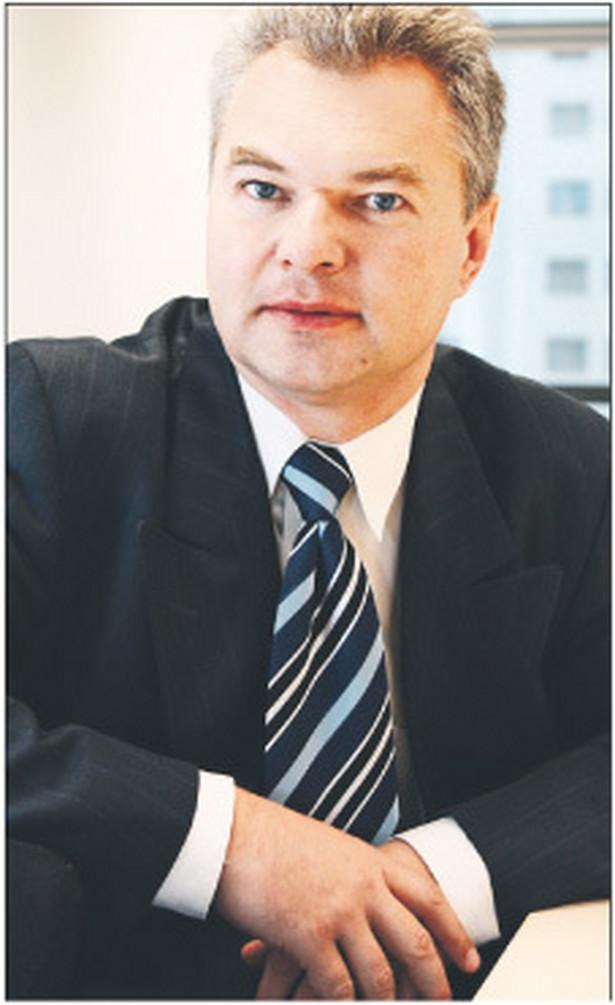 RadosŁaw Osmólski, prezes FPA Group, spółki świadczącej usługi outsourcingu księgowego Fot. Wojciech Górski