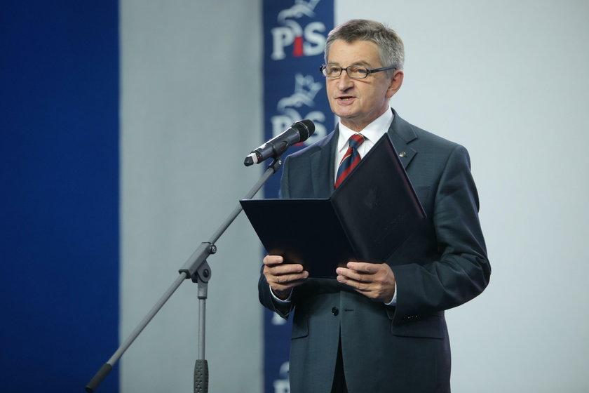 Marek Kuchciński (65 l.), PiS