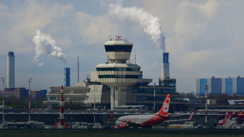 Lotnisko Berlin-Tegel