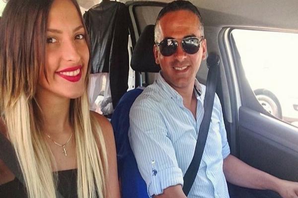 EMOTIVNO: Otac Andrijane Radonjić se pojavio na vratima Zadruge, a evo KAKO JE ONA REAGOVALA!