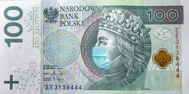 Koronawirus. Waluta. Złoty. Gospodarka. Kryzys