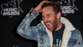 David Guetta: wszystkie światła na didżeja