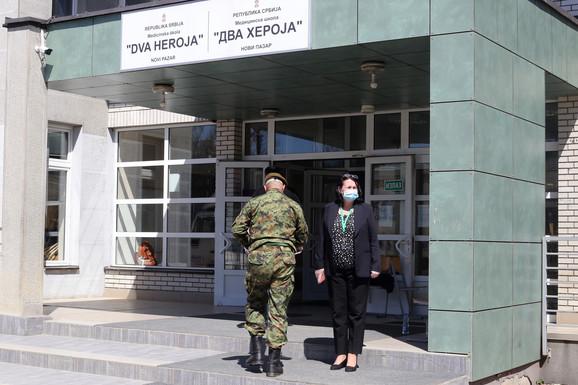 Medicinska škola u Novom Pazaru