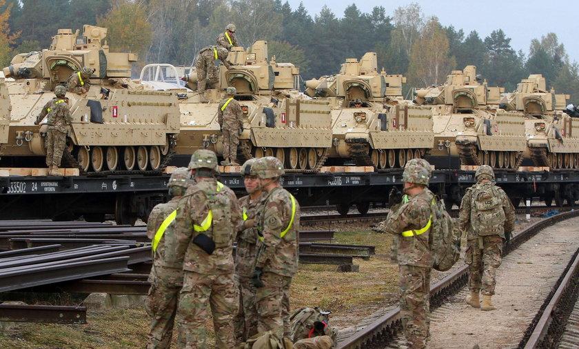 Armia amerykańska.