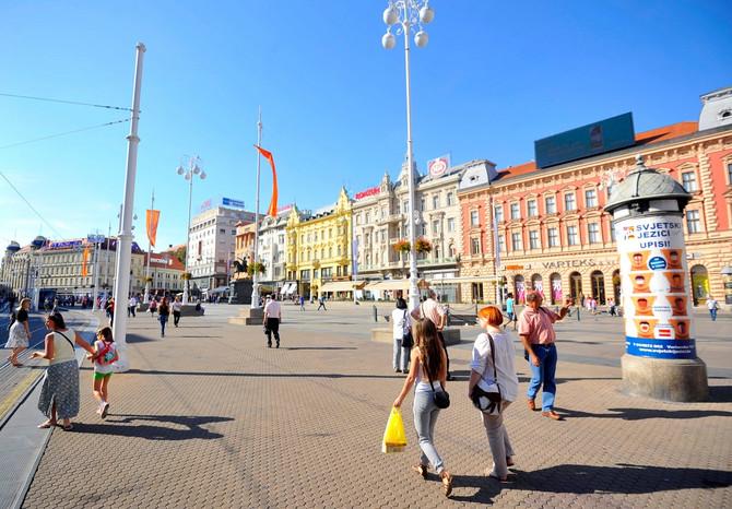 Sjajan stil se viđa na ulicama Zagreba