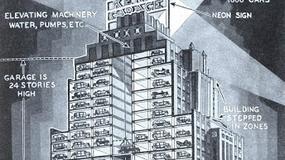 Zautomatyzowane garaże mają prawie 100 lat!