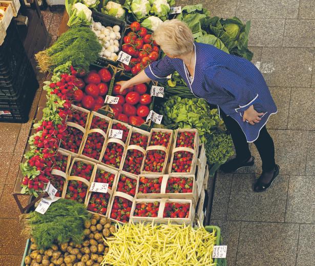 Ceny żywności znalazły się na inflacyjnym podium