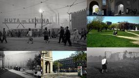 Nowa Huta wczoraj i dziś - zdjęcia archiwalne i współczesne pokazują, jak zmieniała się ta dzielnica Krakowa