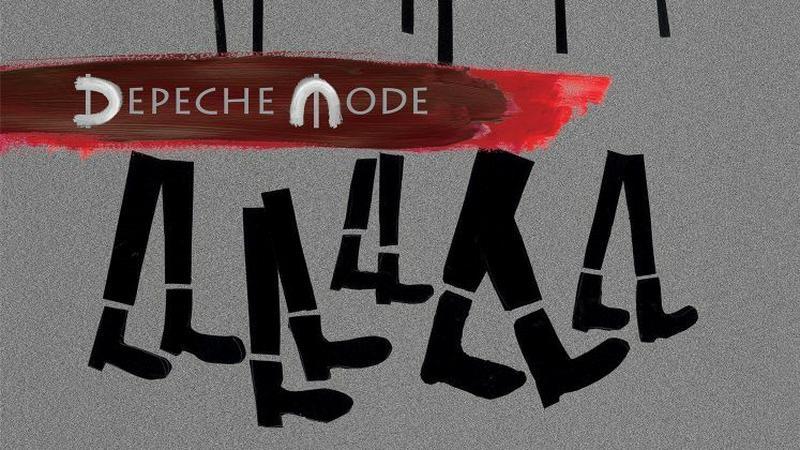 """Depeche Mode - """"Spirit"""" (okładka płyty)"""