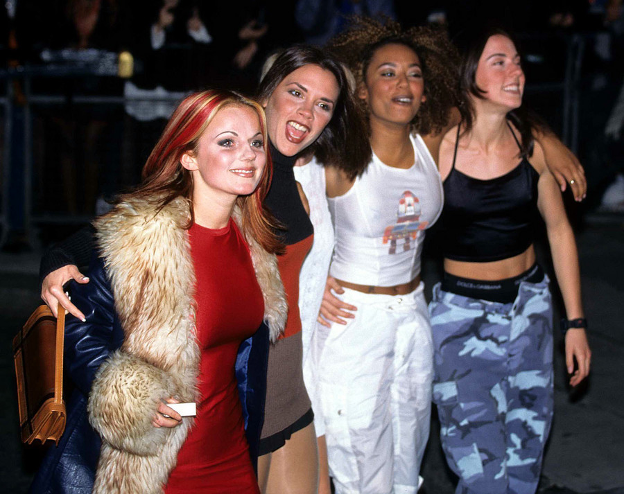 Spice Girls / Fred Duval / GettyImages
