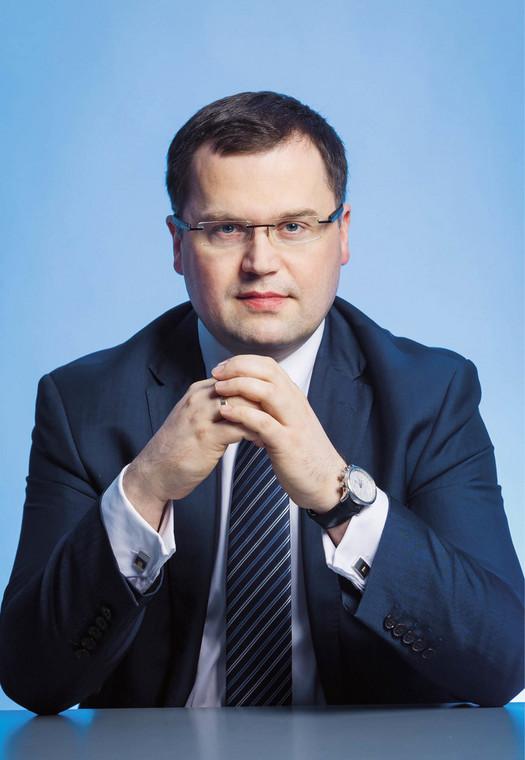 Tadeusz Białek, wiceprezes Związku Banków Polskich, doktor nauk prawnych, radca prawny  fot. Materiały prasowe