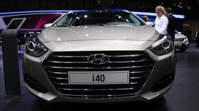 Hyundai i40 teraz jeszcze lepszy (Genewa 2015)
