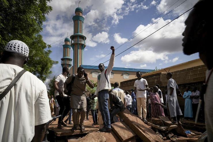 Demonstracije u Maliju