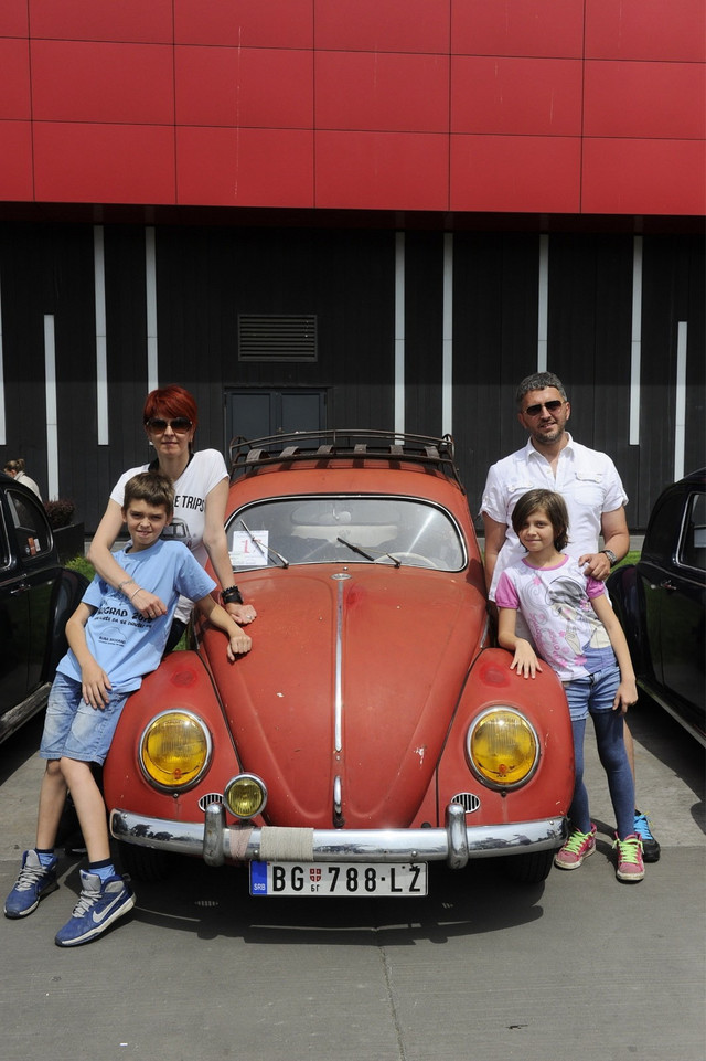 Porodica Vesković