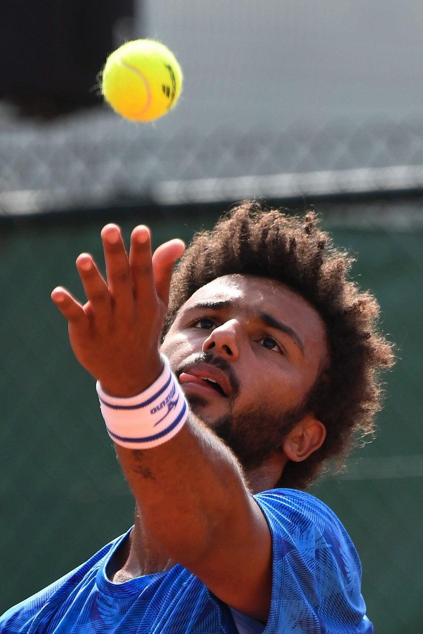 Skandal obyczajowy na French Open